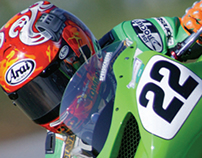 Kawasaki Motorcycle Race/Win