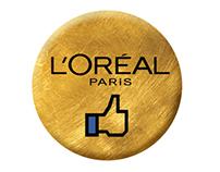 L'Oréal Cibeles. Otoño 2011.