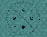 Creer Crear Crecer | Logos + Patterns