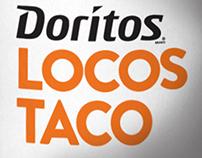 Taco Bell - Doritos Locos Tacos Campaign