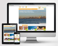 Responsive Tourism Website