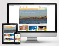 Responsive Tourism Website