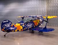 Avião de acrobacias - Ford