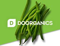 Doorganics: Local Organic Food Delivery Service