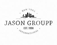 Jason Groupp Branding