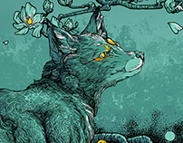 Ray LaMontagne 2015 Tour Posters