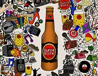 Poster de Verão Super Bock