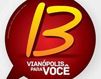 Beto Paraíba - Campanha Politica