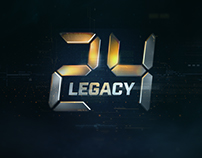 24 Legacy - Outdoor Campaign