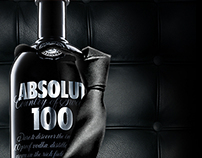 Absolut Black Tie | Email/Mobile Marketing
