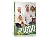 The Man Who Is Rich In God | Book Cover