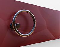 Door handle MOON