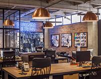 COLOR BLUE / Diseño Interior