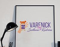 VARENICK logotype design