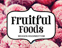 Fruitful Foods Cookbook