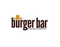 Burger Bar Branding