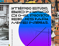 Intrépido Estudio – Branding