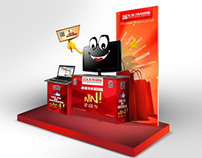 Like n Win! LCD Draw Promo