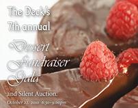 The Deck Dessert Fundraiser Gala