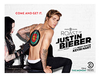 "Comedy Central's ""Roast of Justin Bieber"""