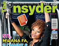 Insyder Magazine October Issue