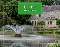 Cliff at Lyons