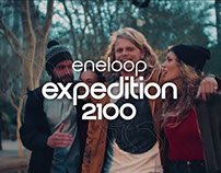 eneloop expedition 2100 - promotional video materials