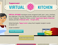 Tupperware Virtual Kitchen