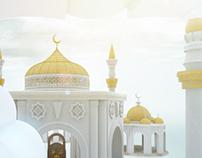 Greeting Ramadhan Kareem