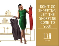 Eleven H - Online Shopping Campaign