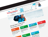 Die Voortrekkers Marketing Website