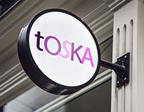TOSKA: Logo Design
