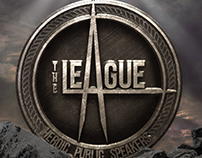 Logo for The League of Heroic Public Speakers
