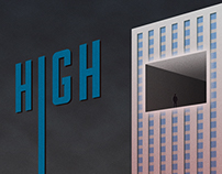 HIGH RISE Book Cover
