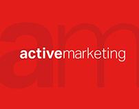 Active Marketing Rebrand
