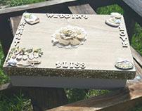 Rustic Wedding Memory Box