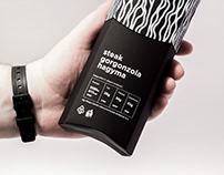 Szenyó - Sandwich Packaging