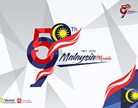 Kemerdekaan Malaysia  59 Logo