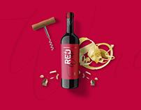 Red Wine - Branding & Website