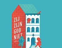 Book Cover - Zij Zijn God Niet
