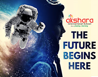 Akshara brochure concept