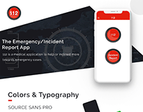 112 | Case Study | Lifesaver App