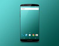 Nexus 5 (2015) Concept Design