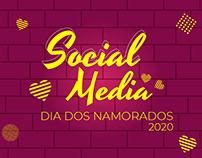 Social Media - Dia dos Namorados (2020)