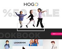 HOGGORANGE - eCommerce UI Design
