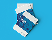 Informe Anual - FOGADE (Diseño y Maquetación)