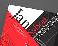 Poster Sabon