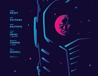 EGO (GOTG VOL.2) Poster Art