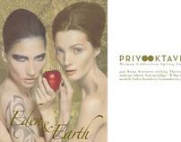 EDEN & EARTH / PRIYO OKTAVIANO SPRING SUMMER 2010