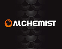 Alchemist Branding Image
